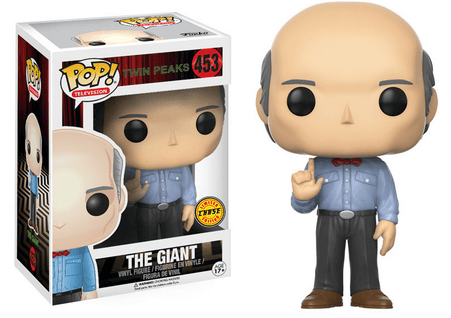 Twin Peak The Giant *Chase* Pop! Vinyl - NapGeek Collectibles