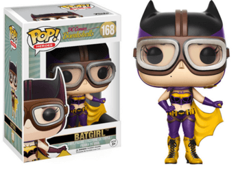 DC Comics Bombshells Batgirl Pop! Vinyl - NapGeek Collectibles