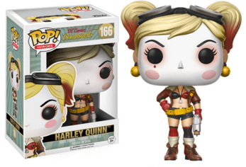DC Comics Bombshells Harley Quinn Pop! Vinyl - NapGeek Collectibles