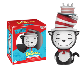 Dr. Seuss Cat in the Hat Dorbz Vinyl - NapGeek Collectibles