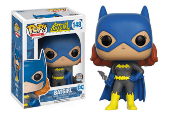 Pop! Heroes: DC Heroes - Heroic Batgirl - NapGeek Collectibles