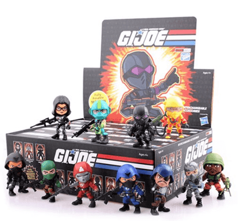 The Loyal Subjects x G.I. Joe Mini-Figures Case - NapGeek Collectibles - 1