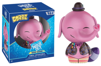 Inside Out Bing Bong Dorbz Vinyl - NapGeek Collectibles