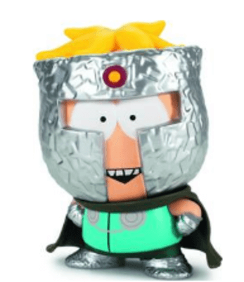South Park: The Fractured but whole - Professor Chaos Figure - NapGeek Collectibles
