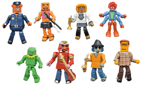 Muppets Minimates Series 3 Set - NapGeek Collectibles