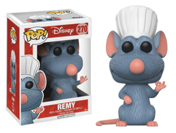 Ratatouille Remy Pop! Vinyl - NapGeek Collectibles