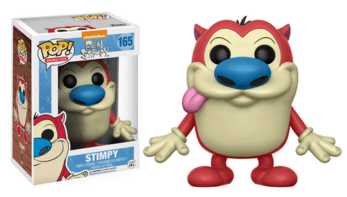 Ren & Stimpy Stimpy Pop! Vinyl - NapGeek Collectibles