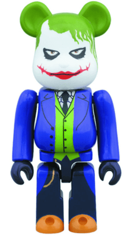 The Dark Knight Joker 100% Be@rbrick - NapGeek Collectibles