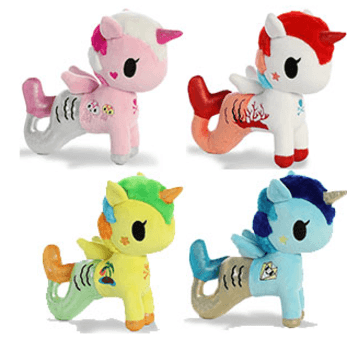 Tokidoki: Mermicorno Plush - NapGeek Collectibles