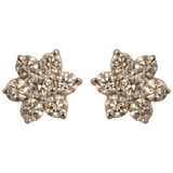 Star Diamond Stud Earrings - M Walters Jewellery