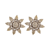 Karnika Beautiful Diamond Stud Earrings - M Walters Jewellery