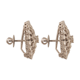 Karnika Attractive Diamond Stud Earrings - M Walters Jewellery