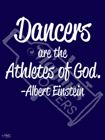 Dance Poster- Athletes of God