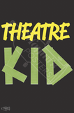 Theatre Kid Greeting Card 10 Pack