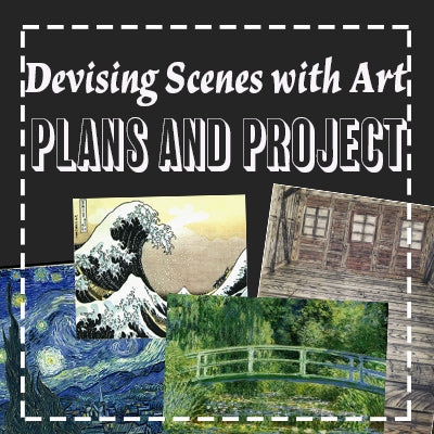 Devising Scenes with Art Theatre Lesson Plan