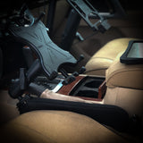 "RAM® Mounts Seat Tough-Wedge™ Accessory with 1.5"" Ball Base and Expansion Pouch"