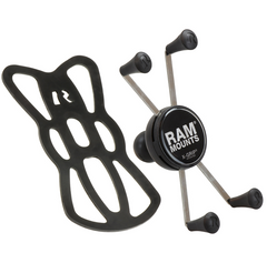 RAM® Mounts Universal X-Grip® Large Phone/Phablet Cradle (B Ball)