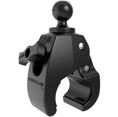 "RAM® Mounts - cRAM Medium Tough-Claw™ with 1"" (B Ball) Diameter Rubber Ball"