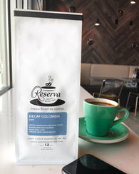 Decaf Colombia Swiss Water Process - Reserva Coffee Roasters