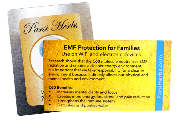 EMF Protection Stickers (Small)
