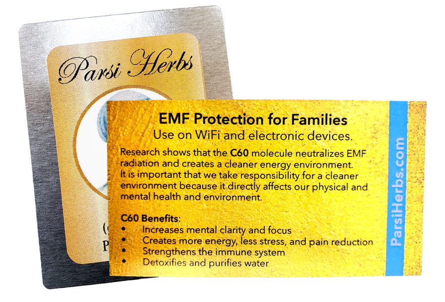 EMF Protection Stickers (Large)