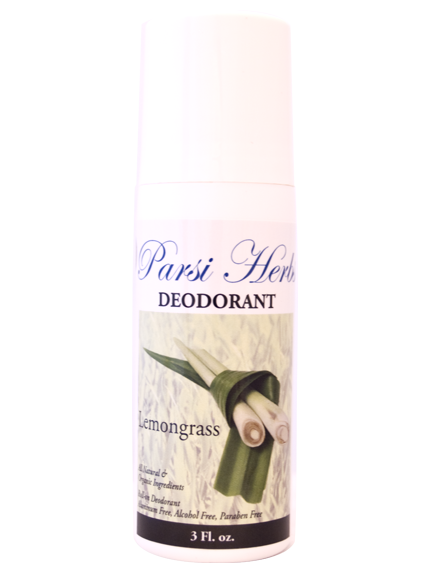 Lemongrass Roll-on Deodorant