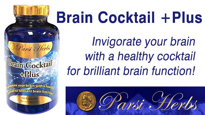 Brain Cocktail +Plus