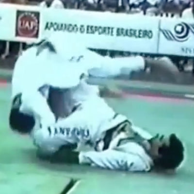VERY FIRST JIU-JITSU WORLD CHAMPIONSHIP