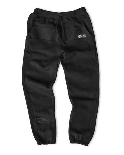 SIGNATURE PANTS - BLACK