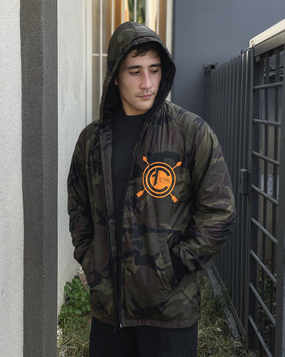 GROUNDSQUAD JACKET