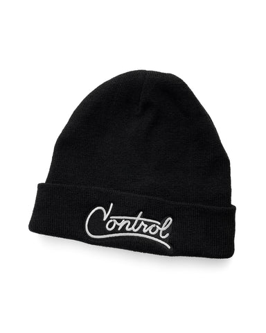 FLUID BEANIE - BLACK/WHITE