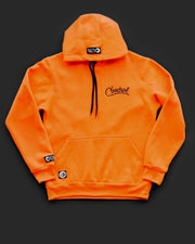FLUID PULLOVER - HI-VIS ORANGE - PREORDER