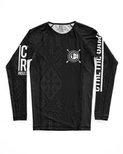 GROUNDSQUAD - RANKED - RASHGUARD