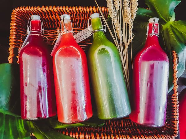 Family Juice Subscription (1 litre/week for 4 weeks)