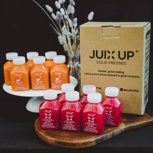 Family Juix Subscription (6 or 12-pack/week for 4 weeks)