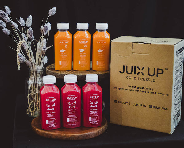 Build your Own Juix Pack