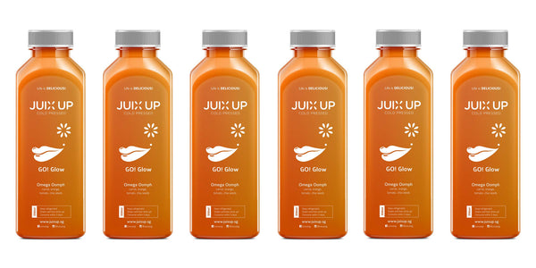 6-Of-Kind Cold-Pressed Juice Pack