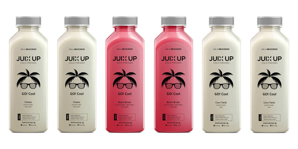 Go! Cool Cold-Pressed Juice Pack