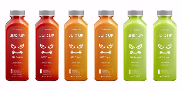 Go! Protect Cold-Pressed Juice Pack