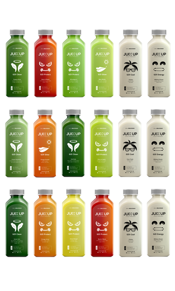 Juix Up Juice Cleanse Programme
