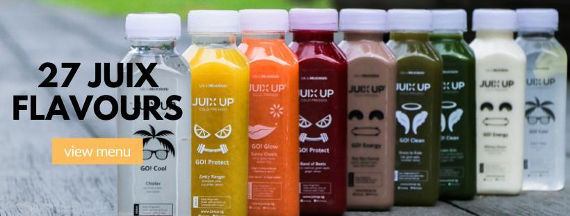 Juix Up Cold-pressed Juices