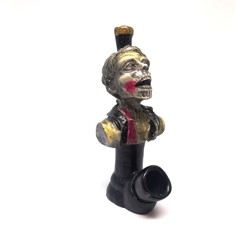 Resin Pipe - Zombie