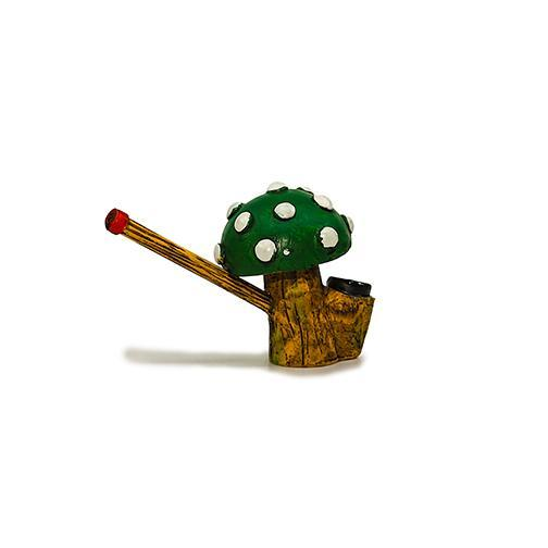 Resin Pipe - Superior Mushroom
