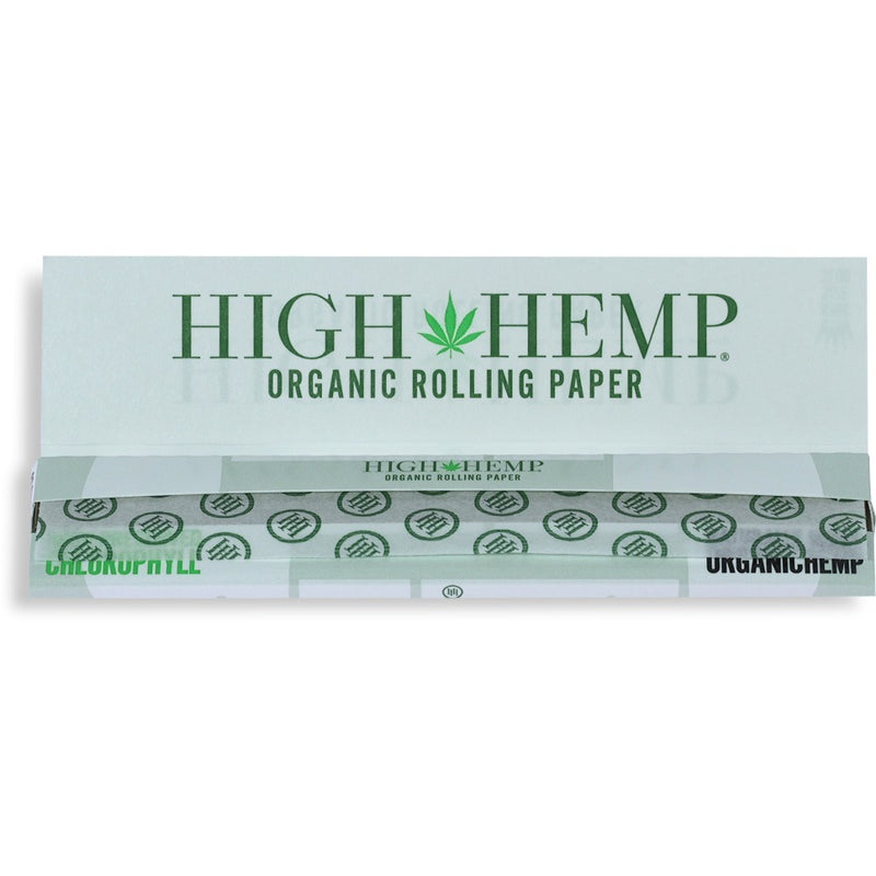High Hemp - Organic Rolling Paper (King Size Slim)