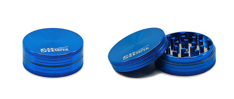 "Sharper Push-Top Grinder (2.5"")(63mm)"