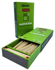 Afghan Hemp - Matchbox (Box of 10)