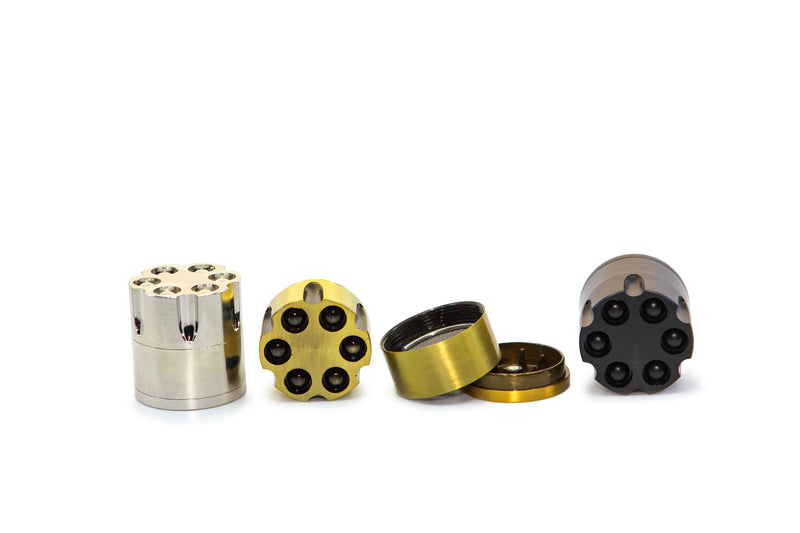 Matte Finish Small Bullet Grinder