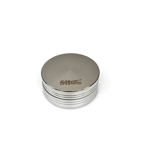 "Sharper Aluminum 2 Piece Grinder - 2.5"" (63mm)"