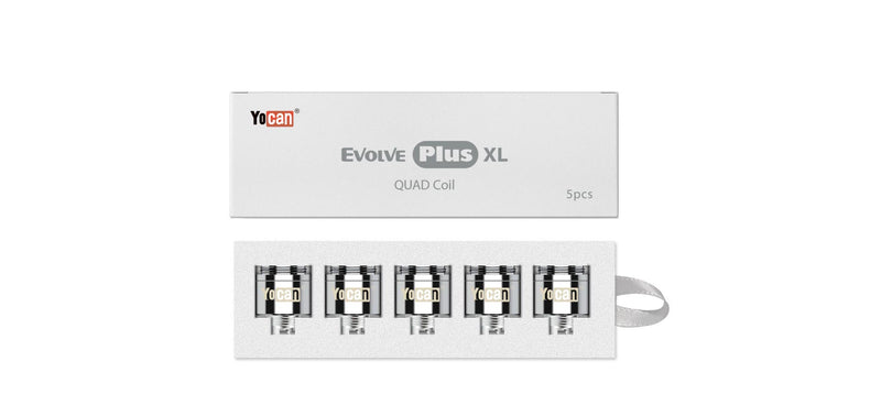 Yocan Evolve Plus XL Replacement Coils (5 pack)