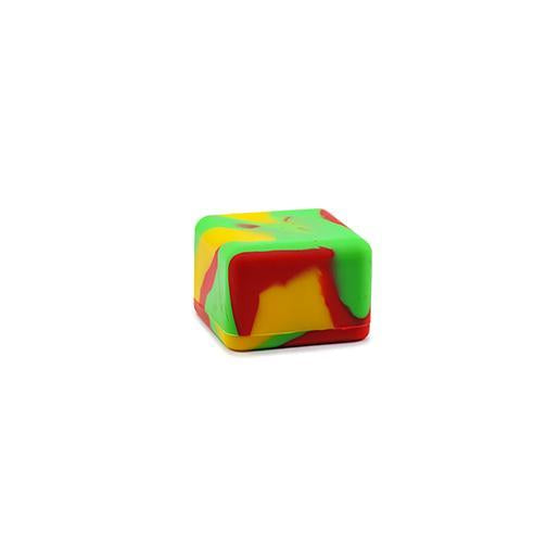 "Silicone Container - Cube (2.5"")"